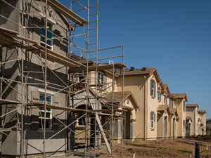 Townhomes Under Construction w300